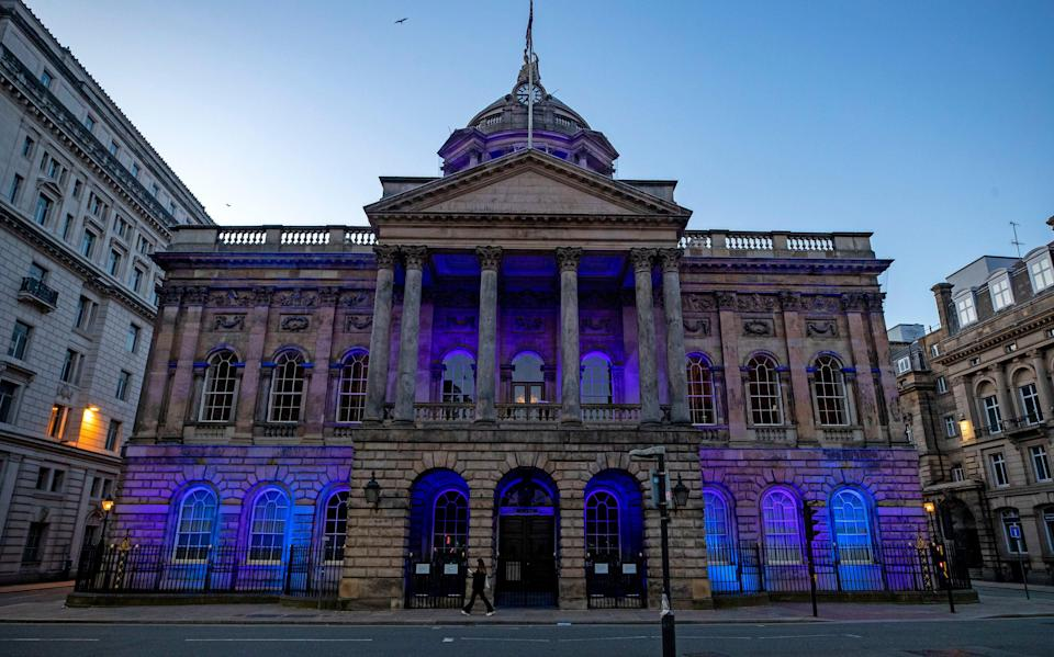 <p>Liverpool's Town Hall</p> (Getty Images)