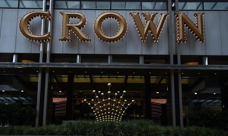 In full-page ads in News Corp newspapers, Crown has described reporting by Nine, which has led the media charge, as 'a deceitful campaign'.