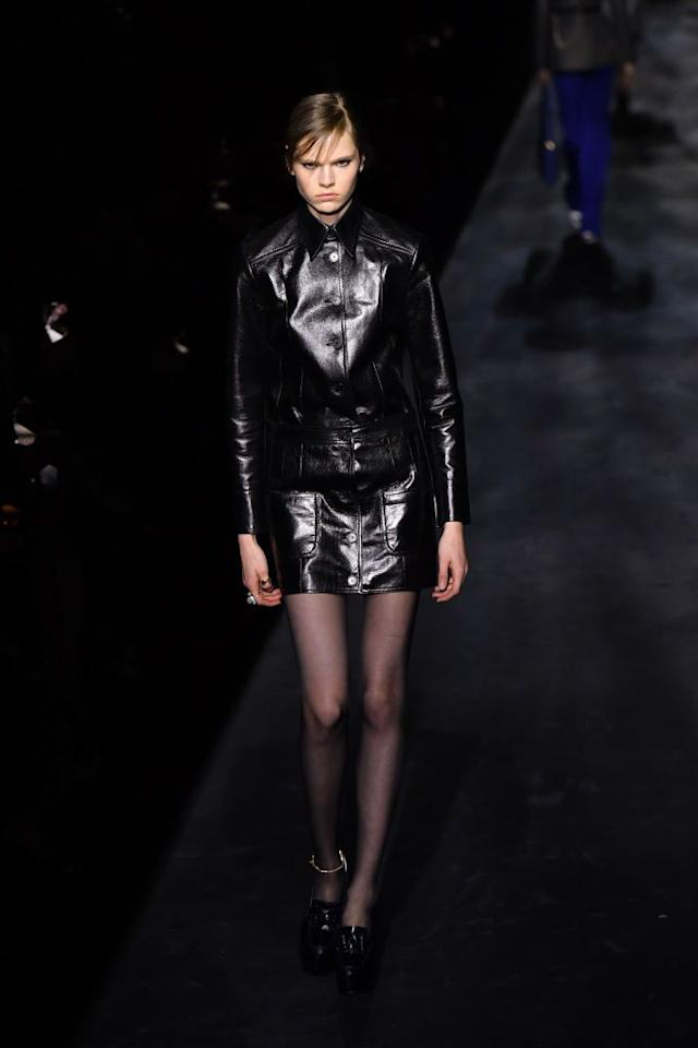 230e5f74ad5bd0  p Clare Waight Keller s latest collection for Givenchy revolved heavily  around tailoring