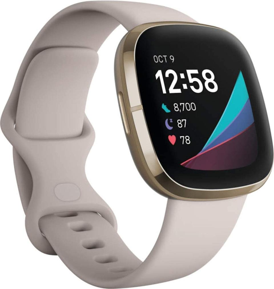 FitBit Sense. Image via Amazon