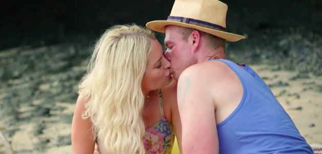 Turns out tropical trilbies are an aphrodisiac, which is quite upsetting. Source: Channel Ten