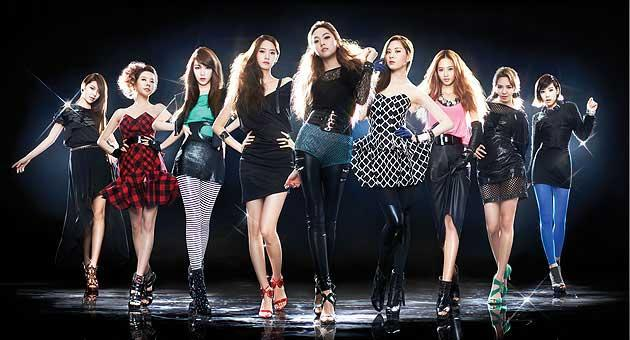 Girls Generation will be performing in Singapore on 9 December. (Photo courtesy of Running Into the Sun)