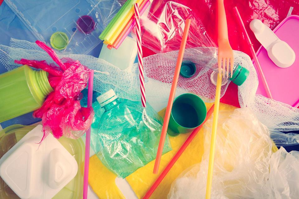 Humans are consuming a shocking amount of plastic [Photo: Getty]