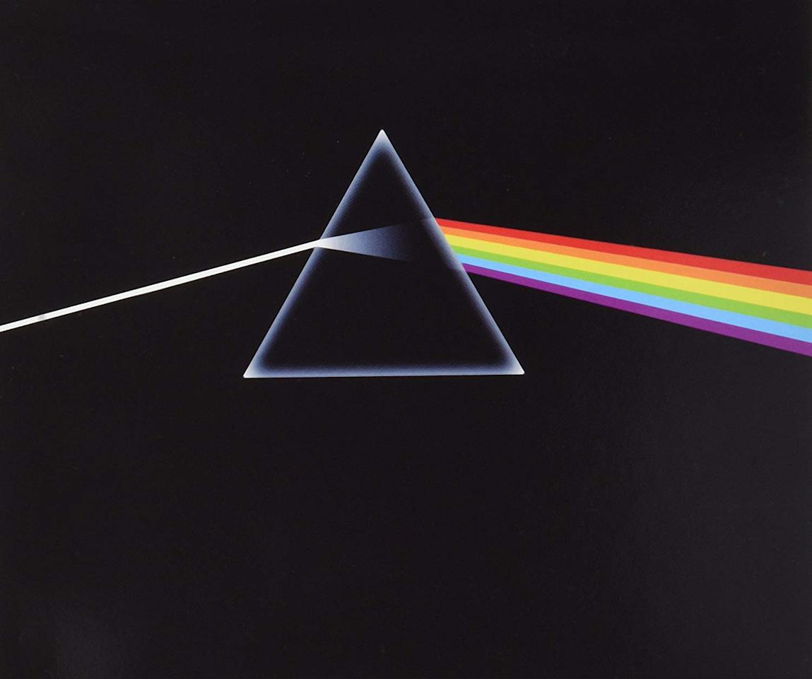 <p>Non poteva certo mancare The Dark Side Of The Moon, l'album capolavoro dei Pink Floyd. </p>