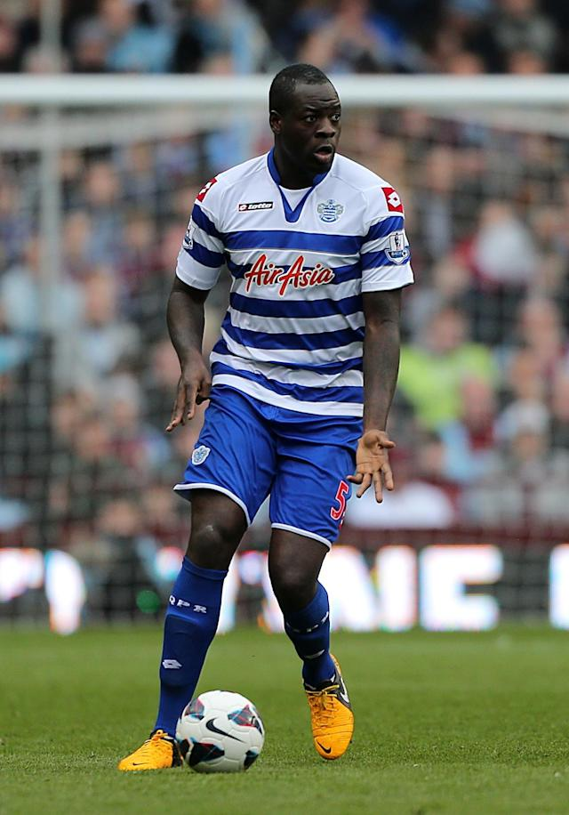 File photo dated 16/03/2013 of Queens Park Rangers's Christopher Samba.
