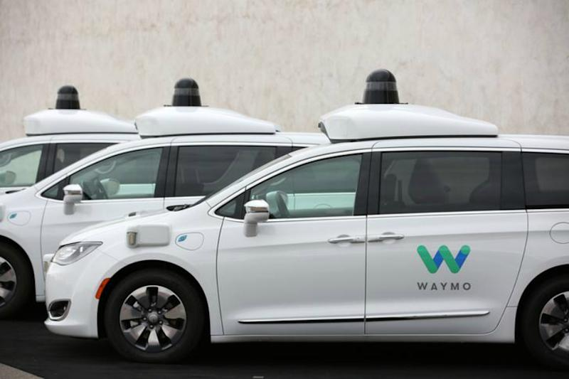 Waymo Tests Wi-Fi in Self-driving Taxis Hoping to Create Profitability in Money-laundering Industry