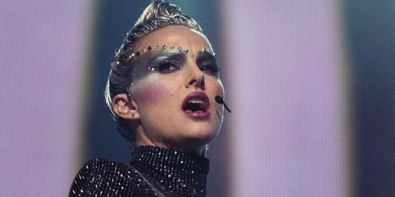 Vox Lux Can't Figure Out If It's About a Tortured Pop Star or Mass Shootings