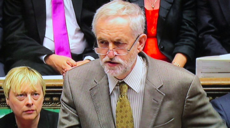 Labour moderates may have no choice but to quit if Jeremy Corbyn refuses to budge as leader if the party loses (Flickr)