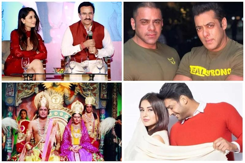 Netizens Unhappy With Saif-Kareena's COVID-19 Donation, Salman Khan Can't Attend Nephew's Funeral