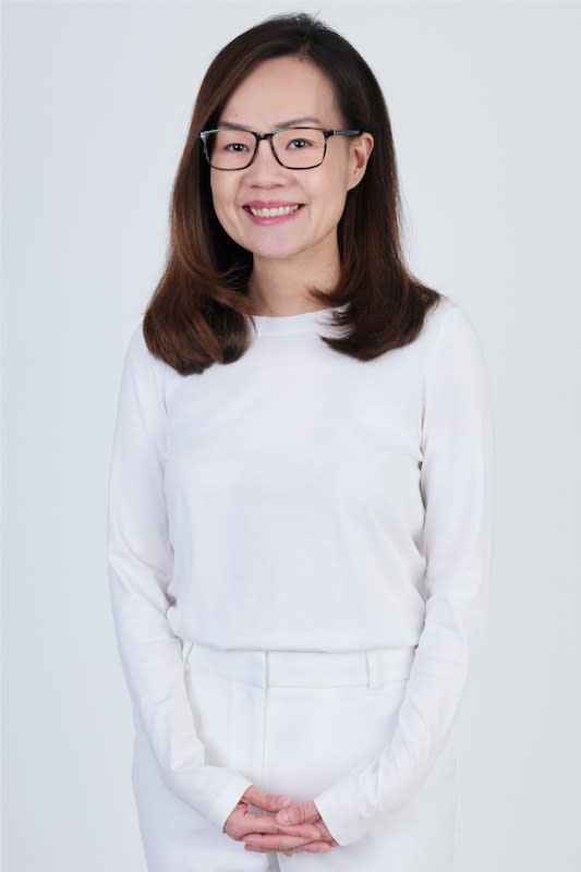 New PAP candidate Rachel Ong Sin Yen, 47, is chief executive of the ROHEI corporation. PHOTO: People's Action Party
