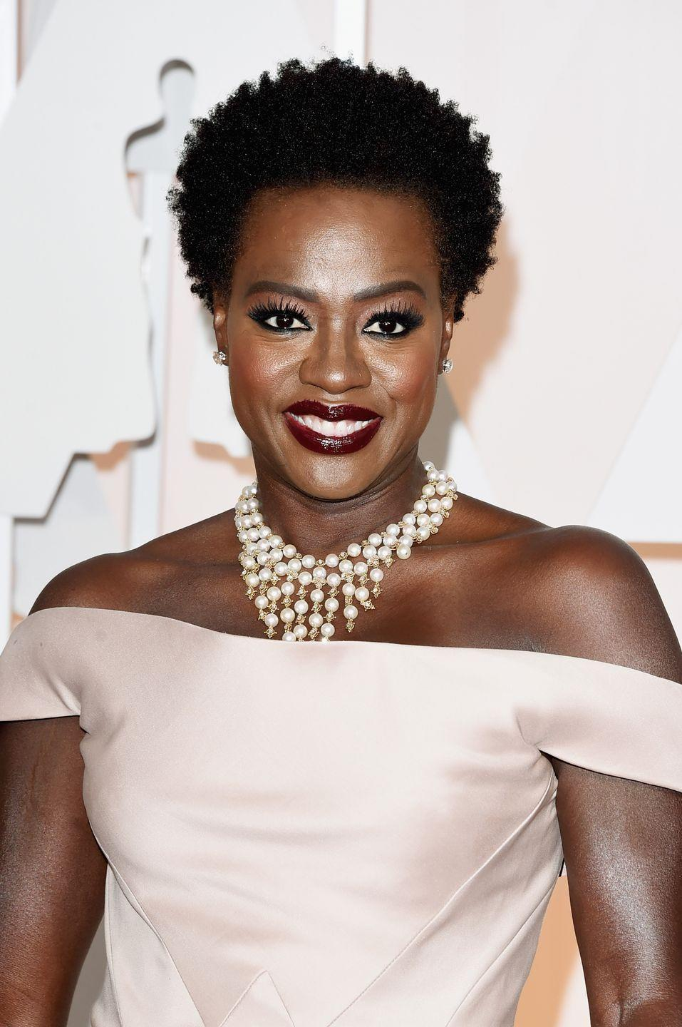 <p>First of all, how dare anyone cast Viola Davis as a grandmother. Second of all...she was really in 50 Cent's <em>8 Mile</em> knockoff. </p>