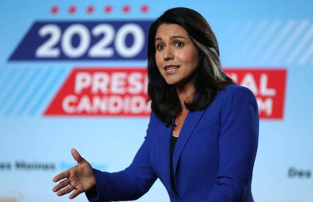 Tulsi Gabbard Drops Out of Presidential Race, Endorses Joe Biden