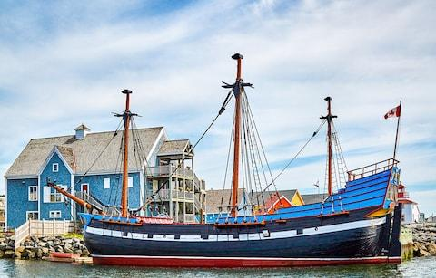 The Hector in Pictou - Credit: Getty