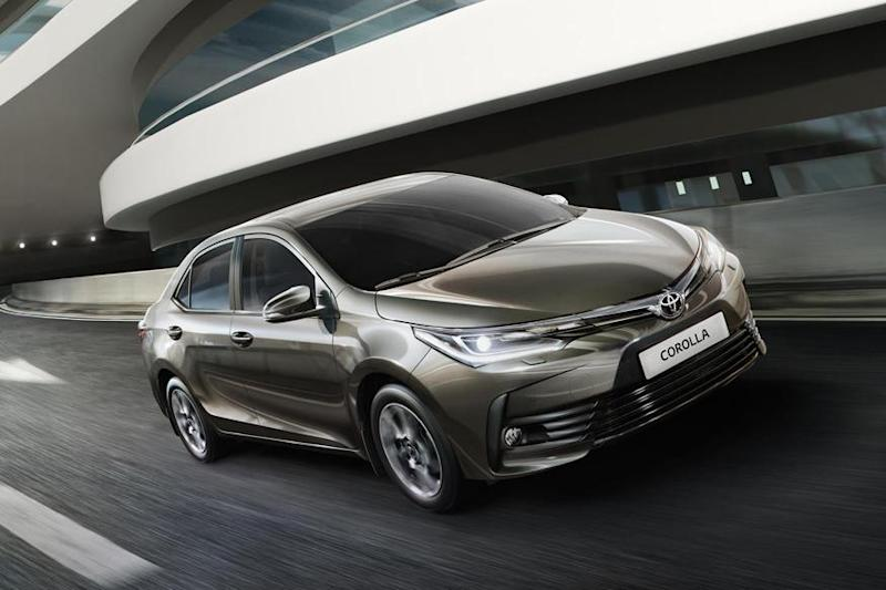 Toyota, Corolla Altis, Airbags Defect, Recall