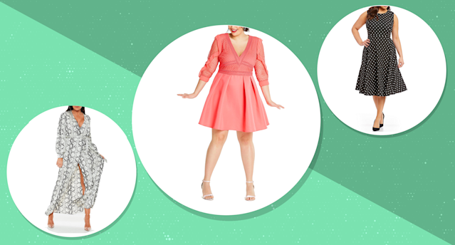 8 plus-size graduation dresses you will want to wear more ...