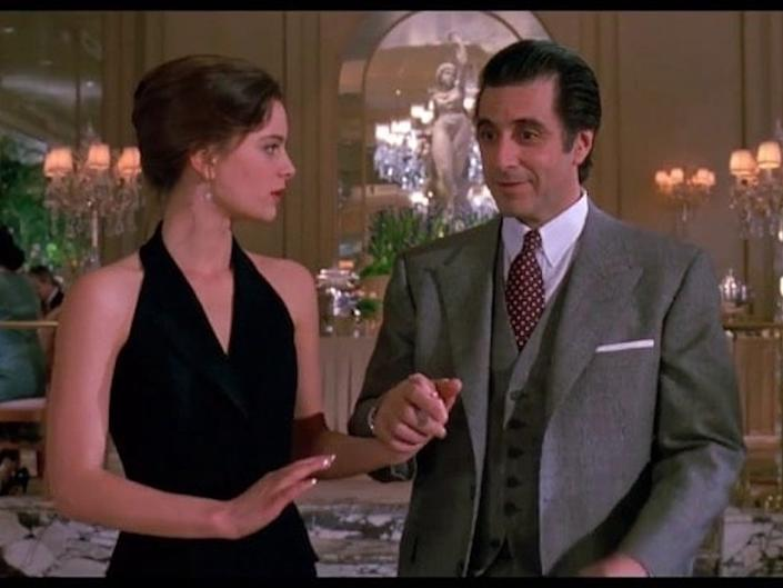1993 scent of a woman