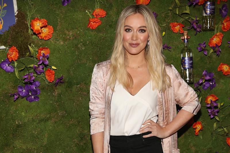 Hilary Duff Gets Real About Parenting as a Single Mom