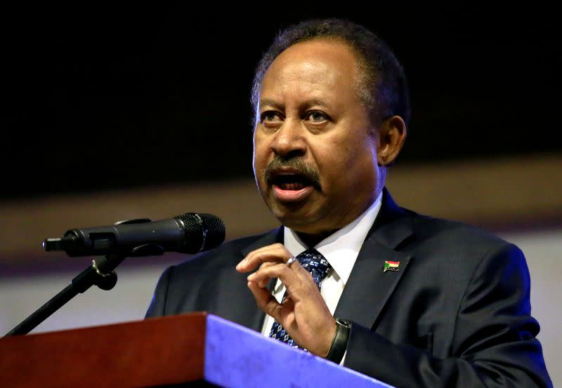 Sudan rejects linking removal from U.S. terrorism list with Israel ties