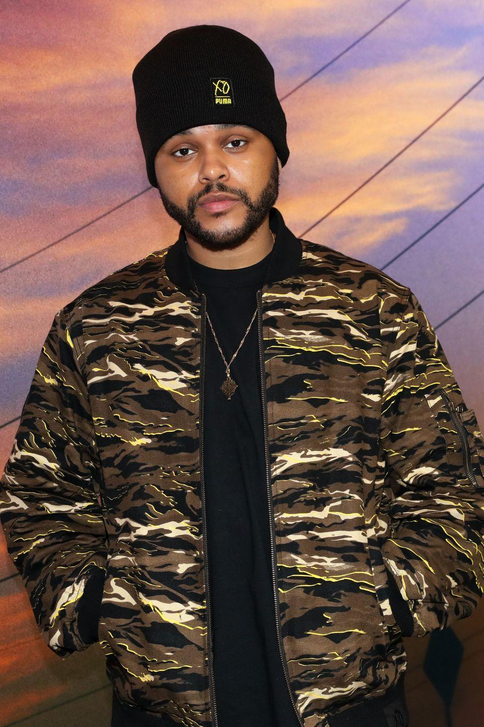 <p>Is he growing his hair out? Has he chopped it off? It all remained a mystery during what we'll refer to as The Weeknd's hat phase. </p>