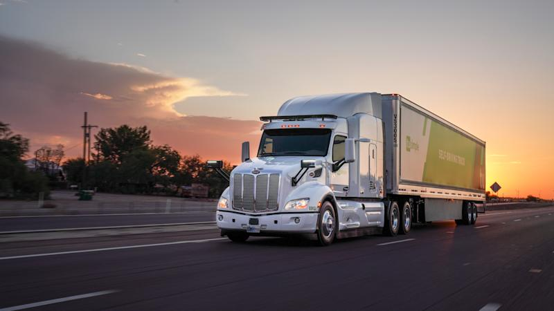 TuSimple Self-Driving Truck 5