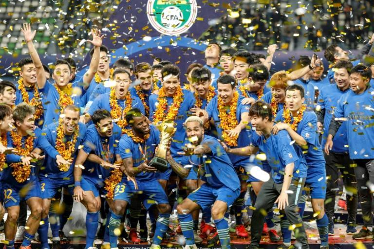 Jiangsu FC, previously known as Jiangsu Suning, appear to be unravelling just three months after they won the Chinese Super League for the first time