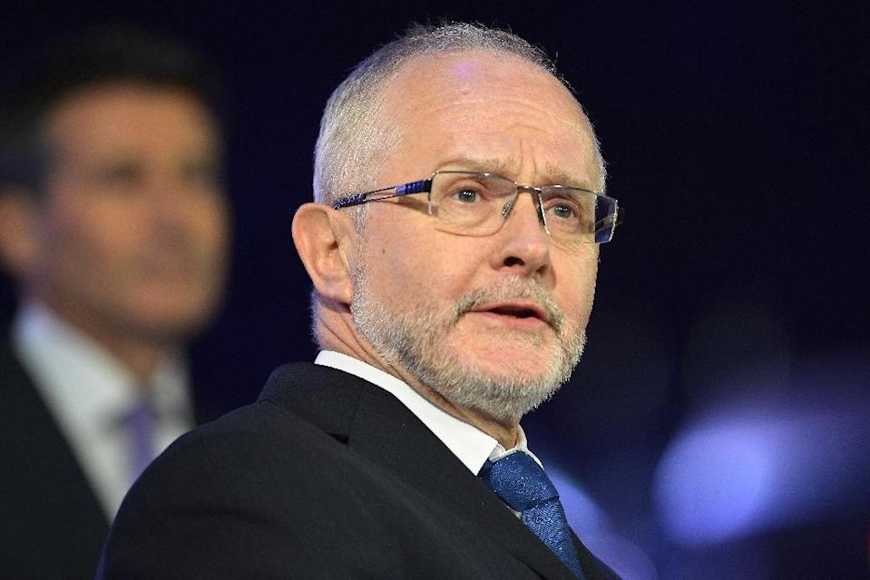 President of the International Paralympic Committee (IPC) Philip Craven has met government and city officials to get financial guarantees ahead of the Rio Paralympics next month (AFP Photo/Leon Neal)
