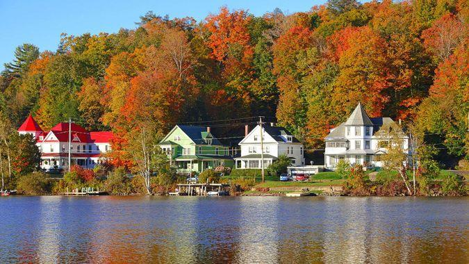 vacation homes in Saratoga Springs New York