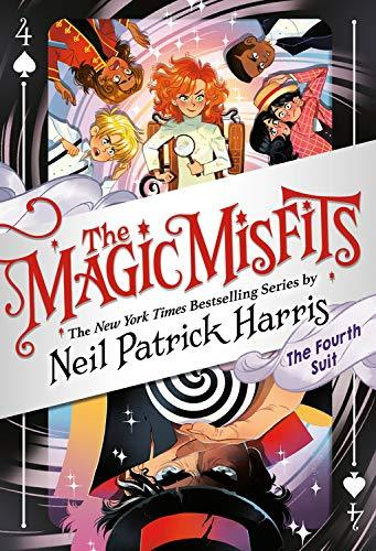 """The Magic Misfits: The Fourth Suit,"" by Neil Patrick Harris (Amazon / Amazon)"