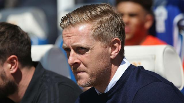 While Birmingham City's supporters celebrated survival on Sunday, one fan was preparing for a painful tribute to manager Garry Monk.
