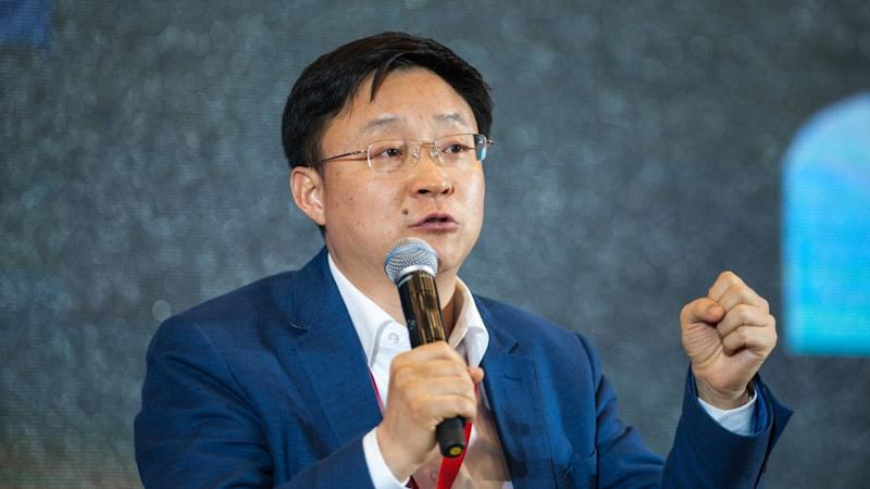 Chinese tech leader says AI can play a role in Beijing's goal of eliminating poverty