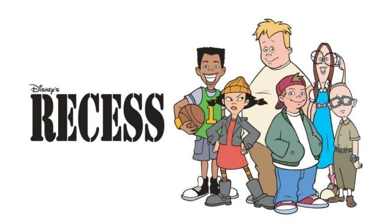 The best part of the school day is Recess.
