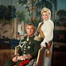 """<p>Actress and socialite Zsa Zsa Gabor was married a whopping <a href=""""https://www.biography.com/actor/zsa-zsa-gabor"""" rel=""""nofollow noopener"""" target=""""_blank"""" data-ylk=""""slk:nine times"""" class=""""link rapid-noclick-resp"""">nine times</a>, although she claimed she only had eight different husbands. Her husbands included: Turkish government official Burhan Asaf Belge, hotel magnate Conrad Hilton, actor George Sanders, financier Herbert Hutner, oil tycoon Joshua Cosden, inventor Jack Ryan, attorney Michael O'Hara and actor Felipe de Alba. Her last marriage was to Frédéric Prinz von Anhalt in 1986; they were married until her death in 2016.</p>"""
