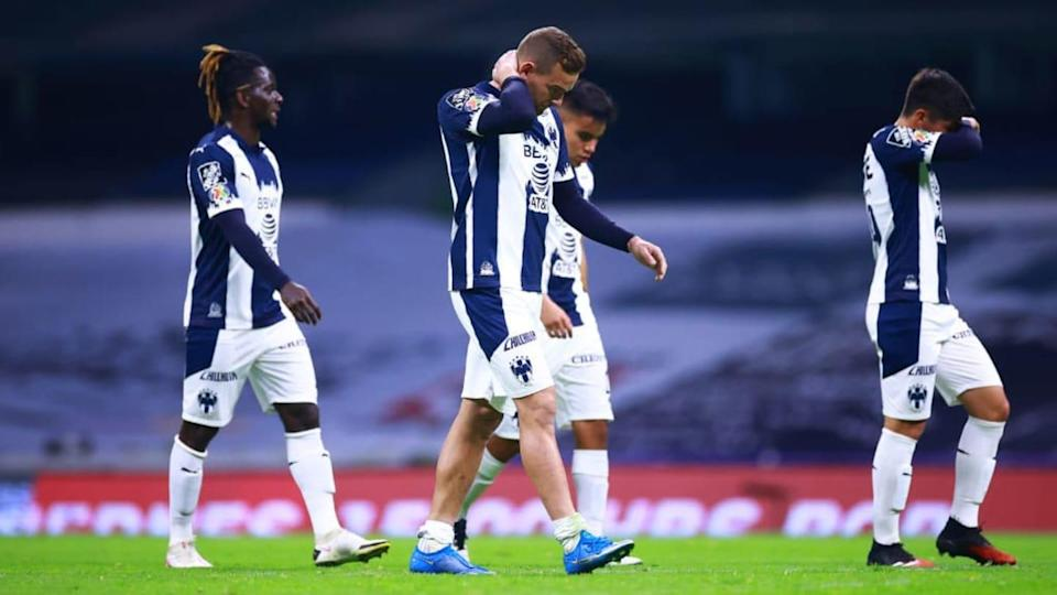 Monterrey en el Torneo Guard1anes 2021 Liga MX | Hector Vivas/Getty Images