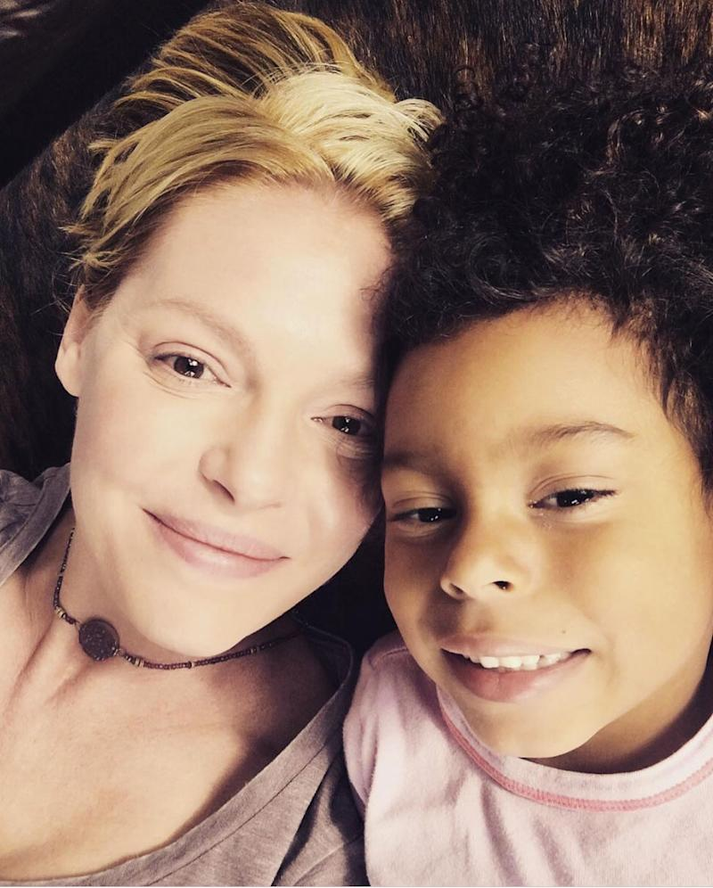 Katherine Heigl Wishes Her 'Sassy, Fiery' Daughter ...