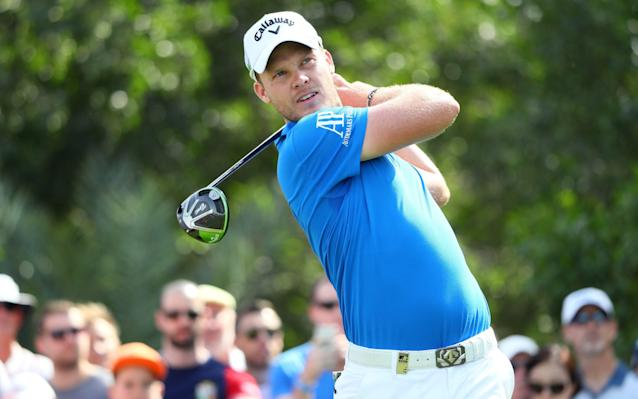 <span>England's Danny Willett won the Masters last year</span>