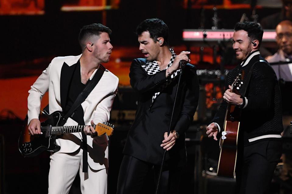 The Jonas Brothers will also headline the summer music festival.