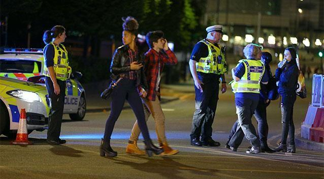 Police say they will treat the incident as a terrorist attack until they confirm otherwise. Photo: Getty Images