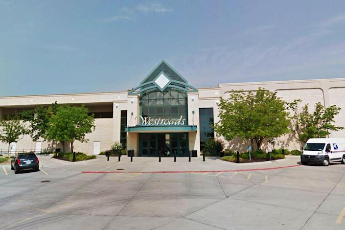 One person has been taken to hospital with critical injuries after a shooting at Westroads Mall in Omaha, Neb., on Saturday April 17, 2021. (via Google)