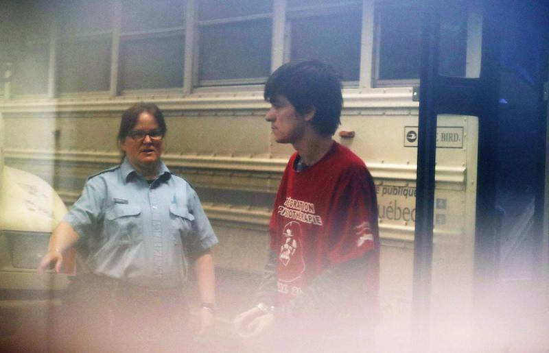 Quebec mosque shooter Alexandre Bissonnette's parents make first public statement