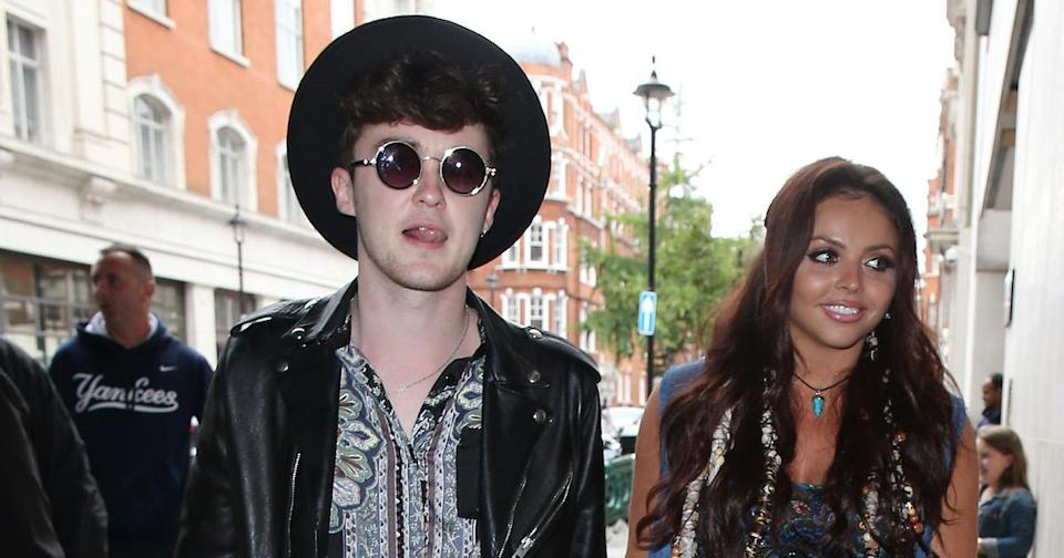 The worst pain: Jesy Nelson described the break-up process as 'horrendous' after splitting from her fiancé Jake Roche (Copyright: Getty/Neil Mockford/Alex Huckle)