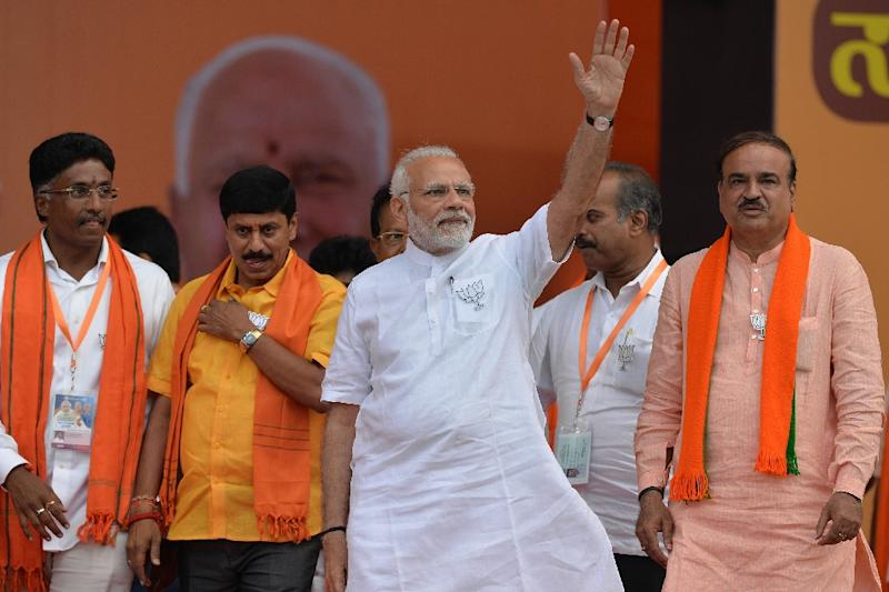 India court allows Modi's BJP to form state govt despite lacking majority