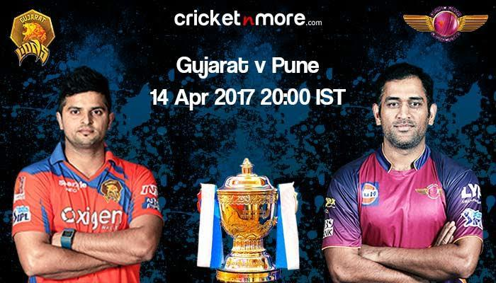 IPL 10: Gujarat Lions eye win against Rising Pune Supergiant