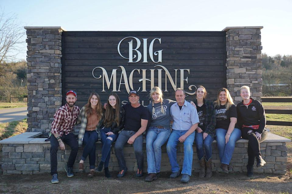 """<p><strong>Nashville, Tennessee</strong></p> <p>The team behind <a href=""""https://www.bigmachinevodka.com/"""" rel=""""nofollow noopener"""" target=""""_blank"""" data-ylk=""""slk:Big Machine Distillery"""" class=""""link rapid-noclick-resp"""">Big Machine Distillery</a> has never been afraid to spread their wings, operating tasting rooms out of Nashville, Berry Hill, and Linnville. Best known for its award-winning 25-times distilled, 3-times platinum filtered, Big Machine Vodka, the distillery also produces hand sanitizer. Beginning in April 2021, a line of vodka juice pouches will also hit grocery stores. The product will be like Capri Sun for the grownup crowd, perfect for boat rides and camping trips.</p>"""