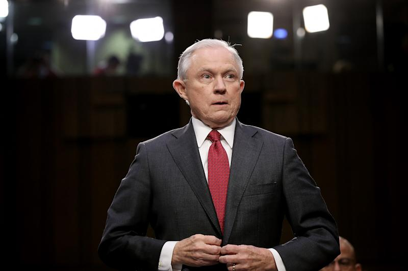 Jeff Sessions Called 'Bully' Over DOJ Decision To Sue California Over Sanctuary Policies