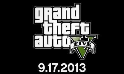 Grand Theft Auto V Release Date Stirs Up Fans
