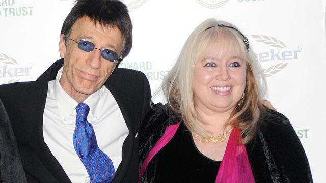 Robin Gibb's Unconventional Family