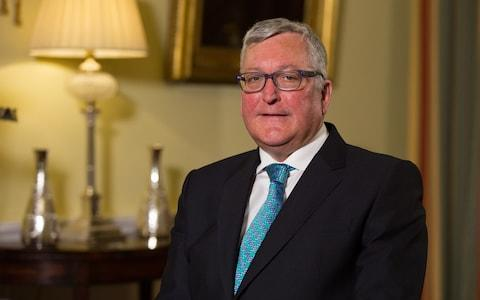 Fergus Ewing, the Scottish Rural Economy Minister - Credit: Scottish Government