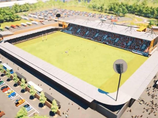 Cornish Pirates given green light to build new Stadium for Cornwall as council approves £3m funding request