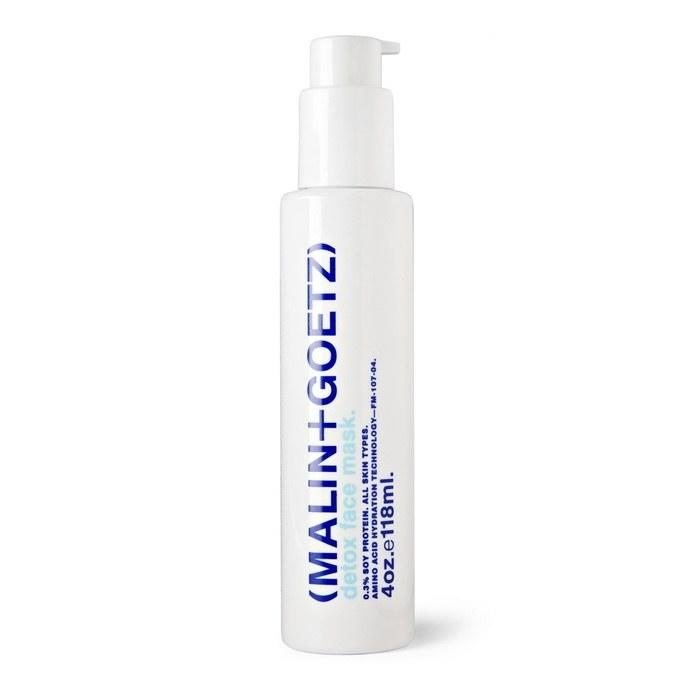 """<p>This detoxifying mask takes only five minutes (instead of the usual 20), goes on clear, and instantly brightens and firms the skin. Put it on while you de-fireball your eyes with some Visine or deal with your contacts, then hop into the shower to rinse it off.</p> <p>Malin + Goetz Detox Face mask, $42, available at <a rel=""""nofollow"""" href=""""https://api.bam-x.com/api/v0/redirect?a=1587953892925348670&ar=1588588036001046620&mbid=synd_yahoobeauty&stats_version=2&uid_bam=1573288881192515634&url=http%3A%2F%2Fwww.fwrd.com%2Fbrand-malingoetz%2F19a8a5%2F%3Fpdpsrc%3Dbrandname%26utm_source%3Dbam%26utm_medium%3Daffiliate%26utm_campaign%3Dglob_p_gq%26source%3Dbam&uuid=40463953-90f3-417a-ba47-0eaeded5a3ce"""">fwrd.com</a></p> <p><a rel=""""nofollow"""" href=""""http://www.gq.com/story/best-face-wash-by-skin-type?mbid=synd_yahoobeauty"""">RELATED: The Exact Right Face Wash for Your Skin Type</a></p>"""