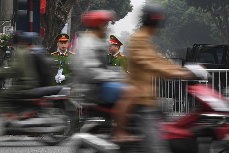 Independent media and public protests are banned in Vietnam